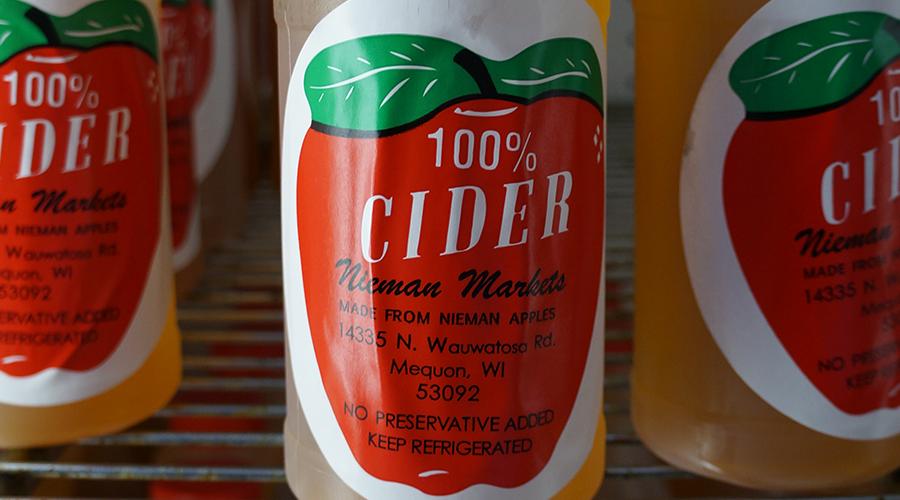 Nieman-Cider
